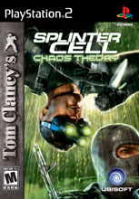Tom Clancy's Splinter Cell Chaos Theory for PlayStation 2 last updated Jan 05, 2008