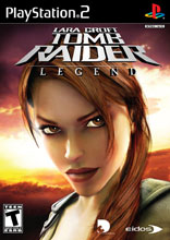Tomb Raider: Legend PS2