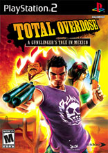 Total Overdose: A Gunslinger's Tale in Mexico PS2