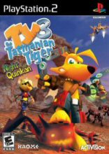 Ty the Tasmanian Tiger 3: Night of the Quinkan for PlayStation 2 last updated Mar 19, 2008