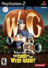 Wallace & Gromit: The Curse of the Were-Rabbit PS2