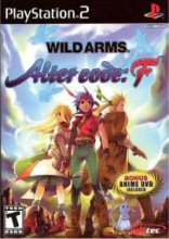 Wild Arms: Alter Code F PS2