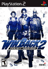 Winback 2: Project Poseidon PS2