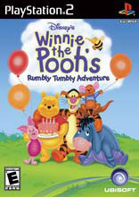Winnie The Pooh: Rumbly Tumbly Adventure PS2