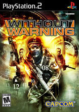 Without Warning PS2