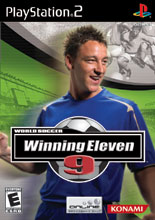 World Soccer Winning Eleven 9 PS2