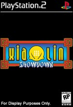 Xiaolin Showdown PS2