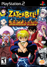 Zatch Bell! Mamodo Fury PS2