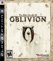 The Elder Scrolls IV: Oblivion PS3