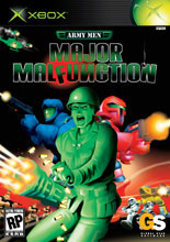 Army Men: Major Malfunction Xbox