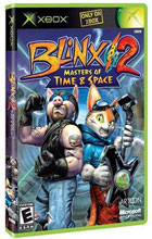 Blinx 2: Masters of Time & Space Xbox