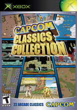 Capcom Classics Collection Xbox