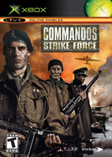 Commandos: Strike Force Xbox