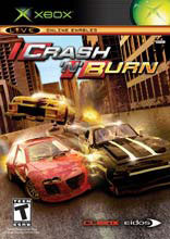 Crash 'N Burn Xbox