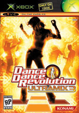 Dance Dance Revolution Ultramix 3 Xbox
