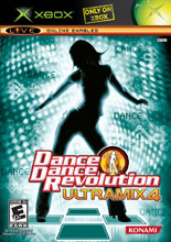 Dance Dance Revolution Ultramix 4 Xbox
