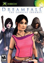 Dreamfall: The Longest Journey Xbox