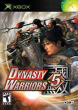 Dynasty Warriors 5 Xbox
