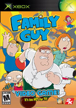 Family Guy for Xbox last updated Aug 06, 2009