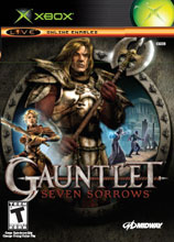 Gauntlet: Seven Sorrows Xbox