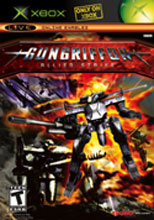 GunGriffon: Allied Strike Xbox