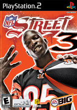 NFL Street 3 for PlayStation 2 last updated Mar 20, 2009