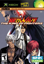 King of Fighters: Neowave Xbox