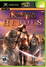 Kingdom Under Fire: Heroes for Xbox last updated Aug 03, 2009