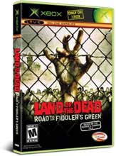 Land of the Dead: Road to Fiddler's Green Xbox