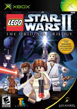 LEGO Star Wars II: The Original Trilogy Xbox