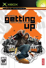 Marc Ecko's Getting Up: Contents Under Pressure Xbox