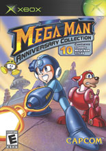 Mega Man Anniversary Collection Xbox