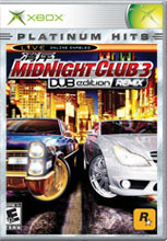 Midnight Club 3: DUB Edition Remix Xbox
