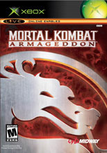 Mortal Kombat: Armageddon for Xbox last updated Aug 29, 2008