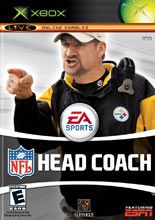 NFL Head Coach Xbox