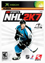 NHL 2K7 for Xbox last updated Aug 11, 2006