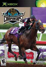 NTRA Breeders' Cup World Thoroughbred Championships Xbox