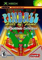 Pinball Hall of Fame Xbox