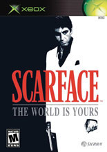 Scarface: The World Is Yours Xbox