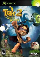 Tak 2: The Staff of Dreams Xbox
