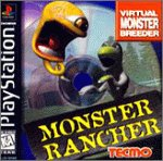 Monster Rancher PSX