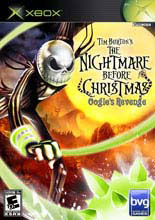 Tim Burton's The Nightmare Before Christmas: Oogie's Revenge Xbox
