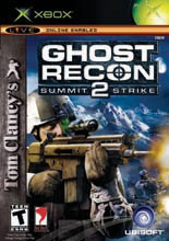 Tom Clancy's Ghost Recon 2 Summit Strike Xbox
