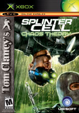 Tom Clancy's Splinter Cell Chaos Theory for Xbox last updated Feb 22, 2008