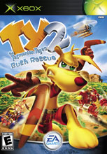 Ty the Tasmanian Tiger 2: Bush Rescue Xbox