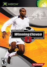 World Soccer Winning Eleven 8 International Xbox