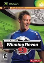 World Soccer Winning Eleven 9 International Xbox