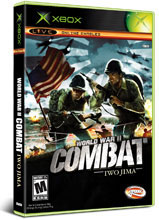 World War II Combat: Iwo Jima Xbox