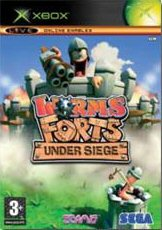 Worms Forts: Under Siege Xbox