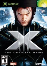 X-Men: The Official Game Xbox